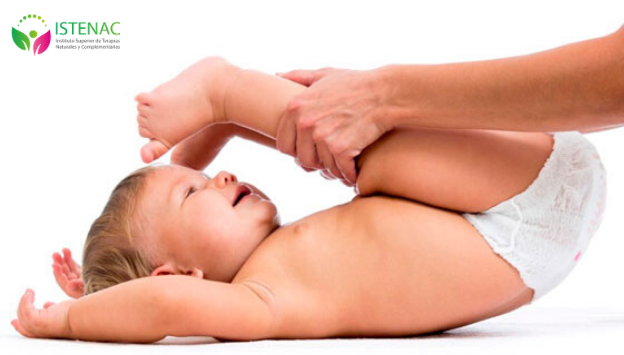 Osteopatía pediátrica ¿Puede ayudar a mi bebé?